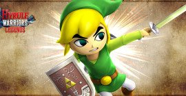 Hyrule Warriors Legends: Link Cartone in video