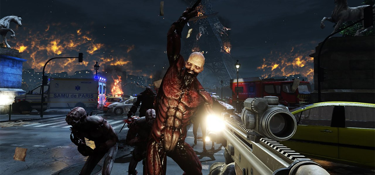 Deep Silver porterà Killing Floor 2 su PS4