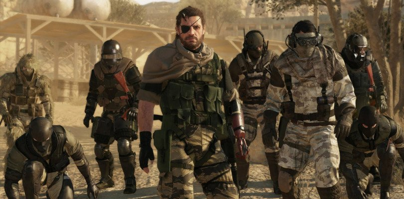 Metal Gear Solid 5 Definitive per PS4 e Xbox One spunta su Dell