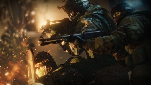 Rainbow Six siege censura