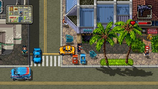 shakedown hawaii teaser trailer sfide arcade