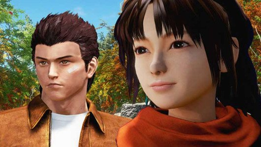 Shenmue 3 epic games