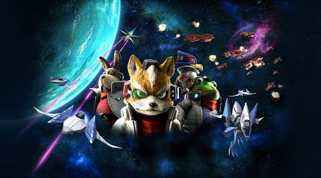 Star Fox Zero pianeti