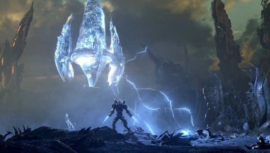 lead gameplay designer StarCraft II Legacy of the Void