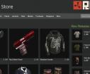Steam item store news