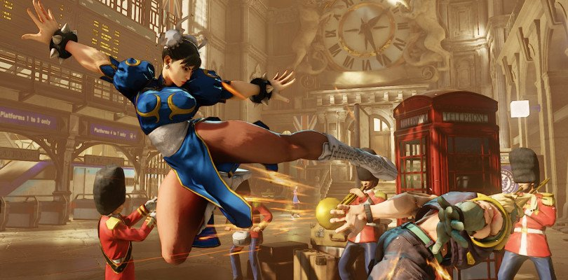 super street fighter v