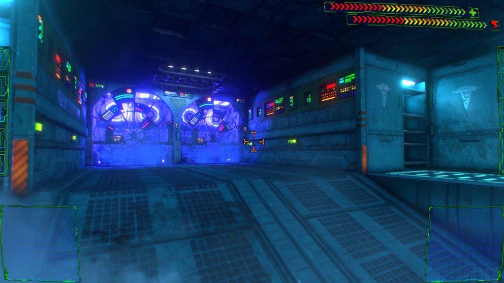 System Shock remastered kickstarter