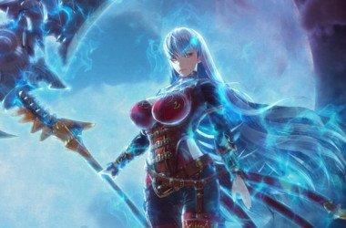 Valkyria: Azure Revolution 01