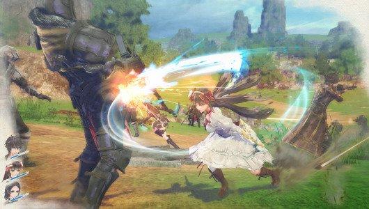 Valkyria: Azure Revolution screenshot 10