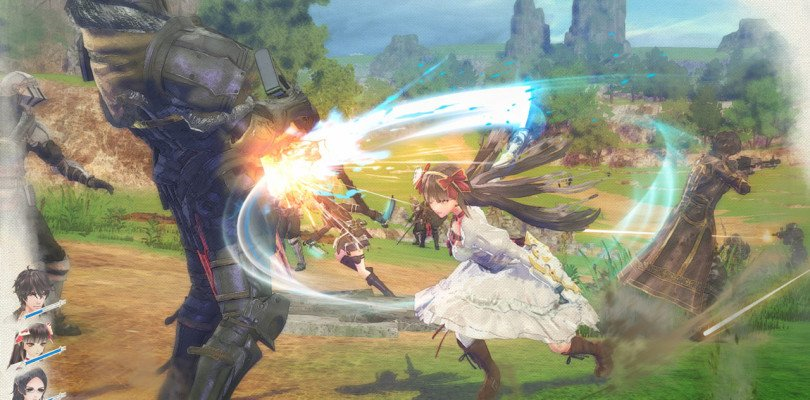 Valkyria: Azure Revolution screenshot 10
