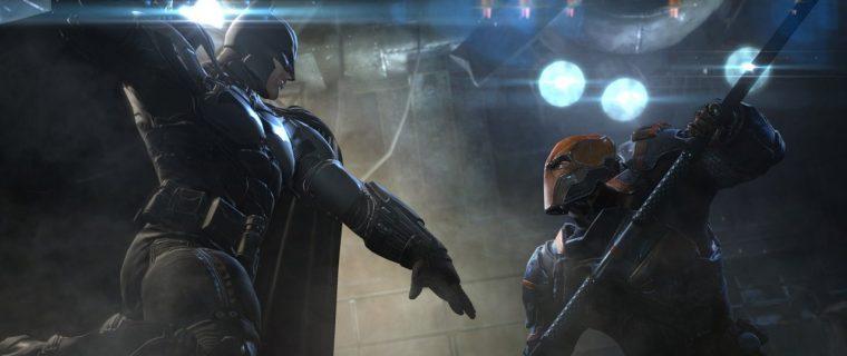 origin access batman