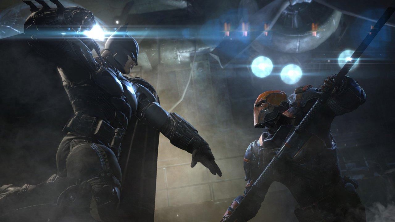 batman videogioco