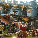 blood bowl 2 legendary edition trailer lancio