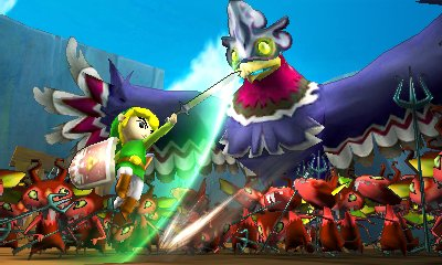 Hyrule Warriors Legends: svelati contenuti Season Pass