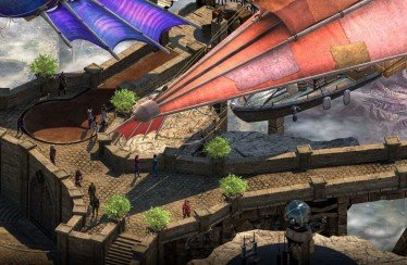 "Torment Tides of Numenera: pubblicato il trailer ""World of Numenera"""