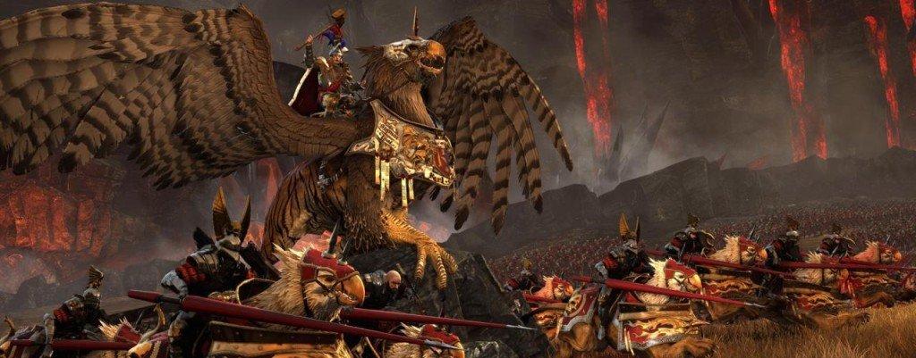 steam games workshop Total War Warhammer trailer vecchio mondo