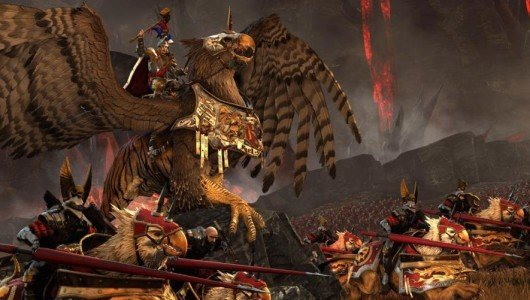 steam games workshop Total War Warhammer trailer vecchio mondo