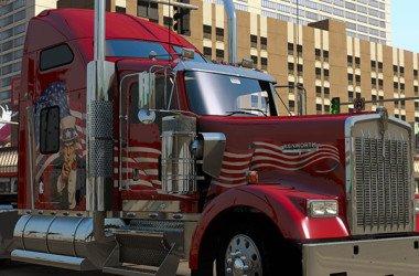 American Truck Simulator 01