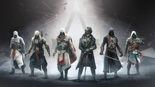 Avvistata la Assassin's Creed Collection