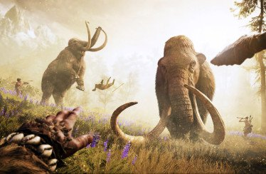 Far Cry Primal: il bonus di pre-order ci trasforma in un mammut