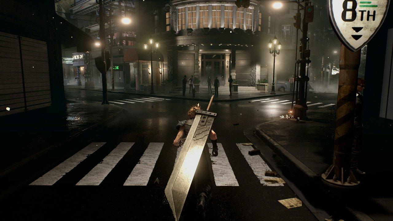 Final Fantasy VII Remake news 01