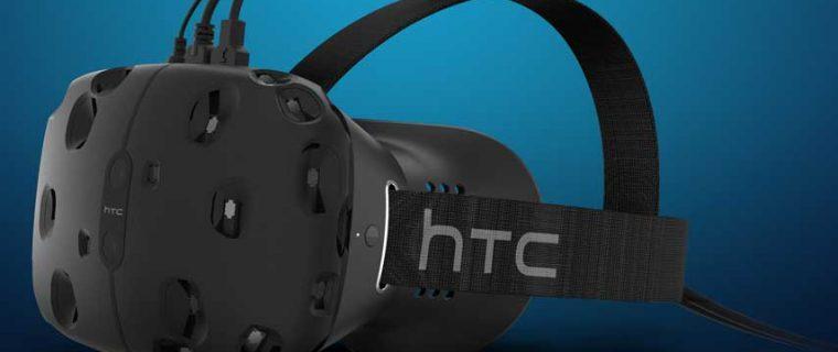 HTC Vive sarà disponibile da aprile 2016