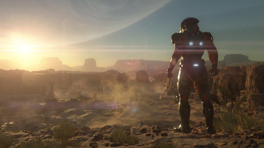 Mass Effect Andromeda annuncio novembre