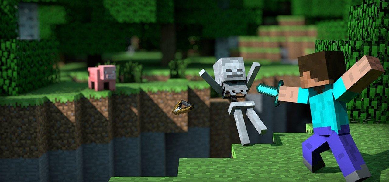 Minecraft Marketplace sarà disponibile a breve su PC e mobile