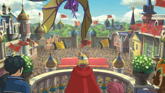 Ni no Kuni II trailer colonna sonora