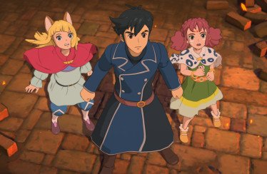 Ni no Kuni II trailer goldpaw
