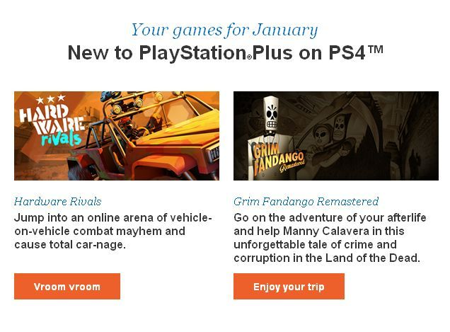 PlayStation Plus gennaio 2016 news