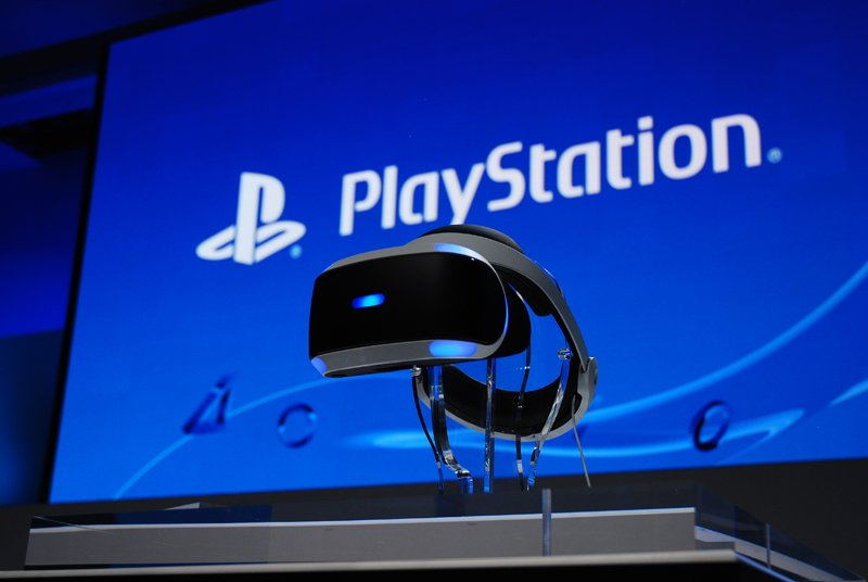 playstation vr realtà virtuale