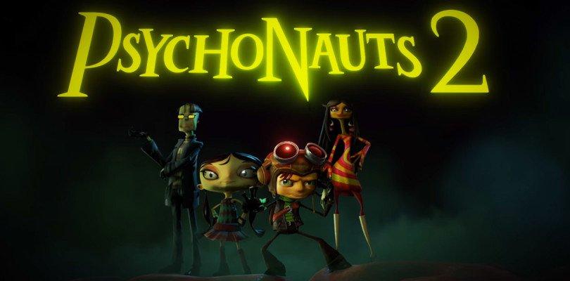 Psychonauts 2 rinviato