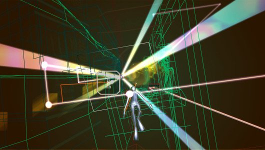 Rez Infinite è ora disponibile su PC per Oculus Rift