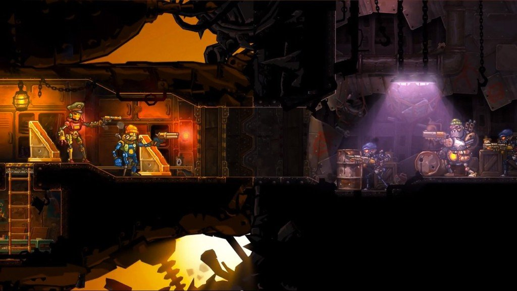 SteamWorld Heist Xbox One