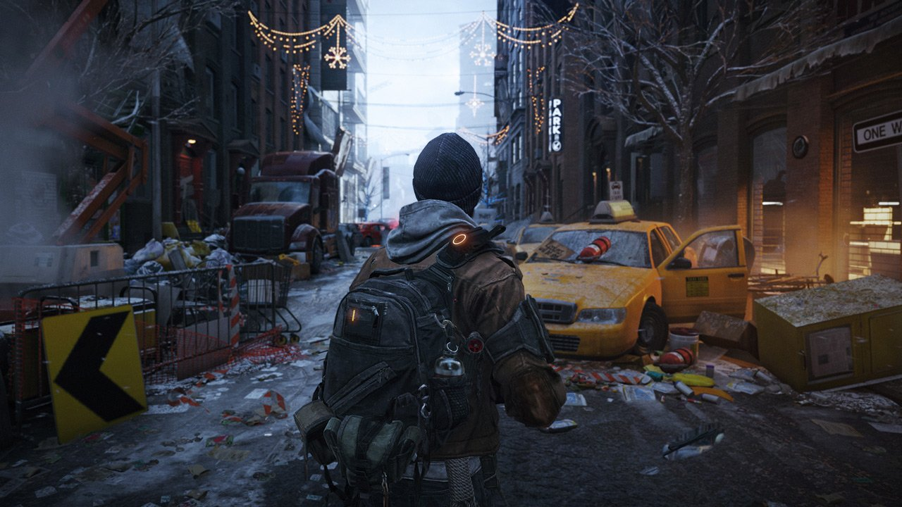 The Division news 01