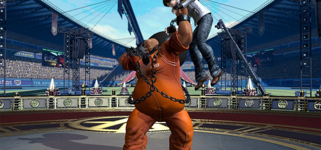 The King of Fighters XIV demo ps4