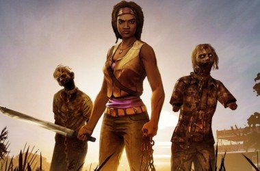 The Walking Dead: Michonne 01