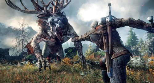 the witcher 3 patch ps4 pro