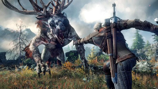 the witcher 3 ps4 pro