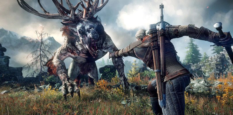 techland damien monnier the witcher 3 ps4 pro