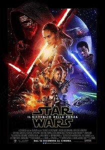 star wars il risveglio della forza locandina
