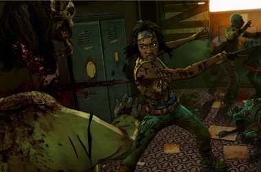 The Walking Dead: Michonne - Ep. 1: In Too Deep - Recensione