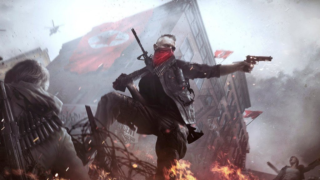 Homefront The Revolution deep silver