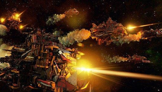 Battlefleet Gothic Armada 02