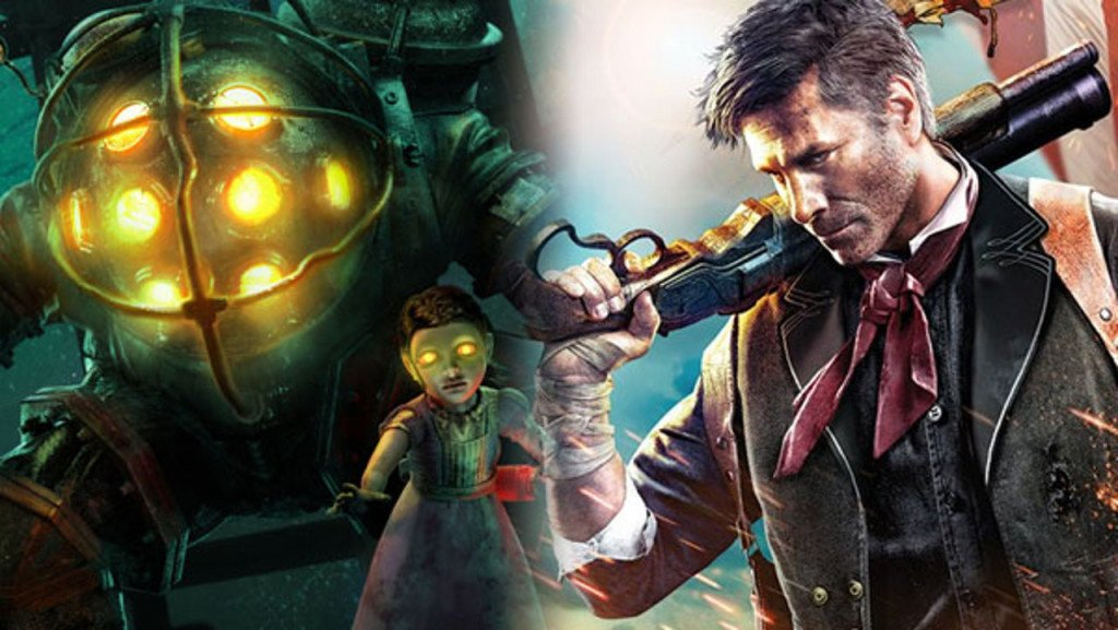 BioShock The Collection streaming ps4 xbox one