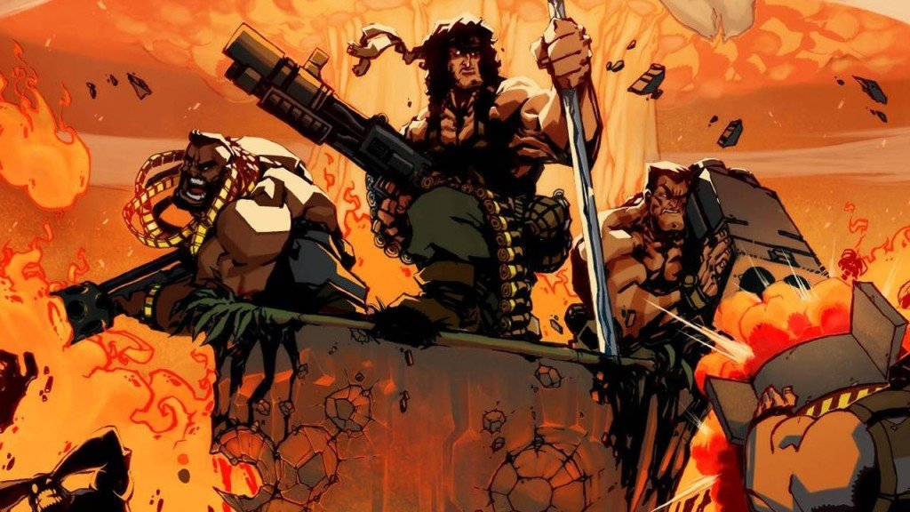 Broforce PlayStation Plus news
