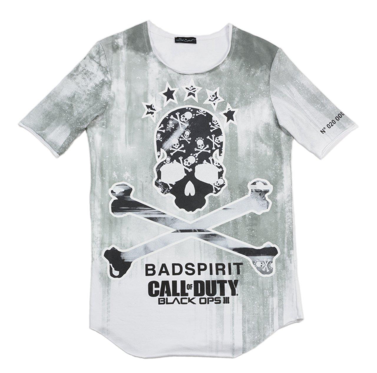 watch 3e4d5 41362 Bad Spirit e Call of Duty insieme per una linea d ...