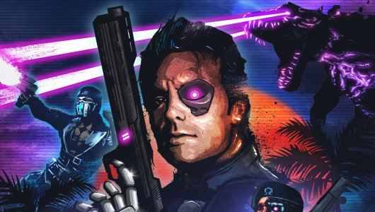 Far Cry 3 Blood Dragon serie tv