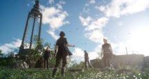 Final Fantasy XV pc data uscita